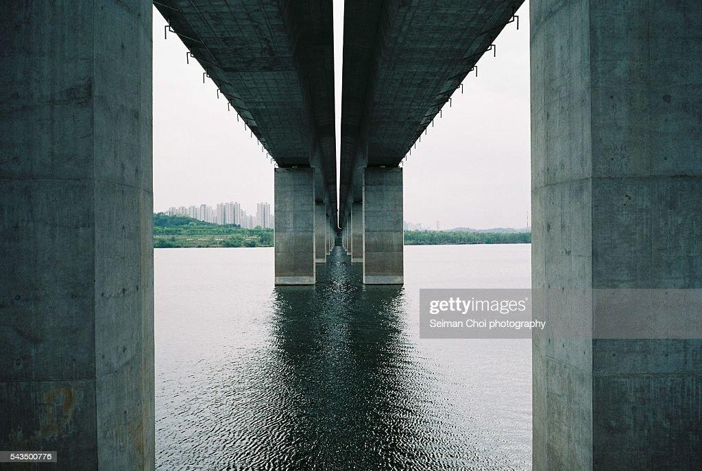 Han River, Gyeonggi Province Korea