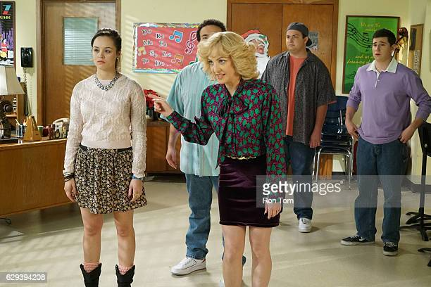 THE GOLDBERGS 'Han Ukkah Solo' After finding out there is only going to be one Hanukkah song in the holiday pageant Beverly convinces Erica to create...
