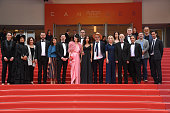 """It Must Be Heaven"" Red Carpet - The 72nd Annual Cannes..."