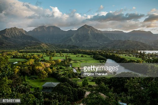 Hanalei : Stock Photo