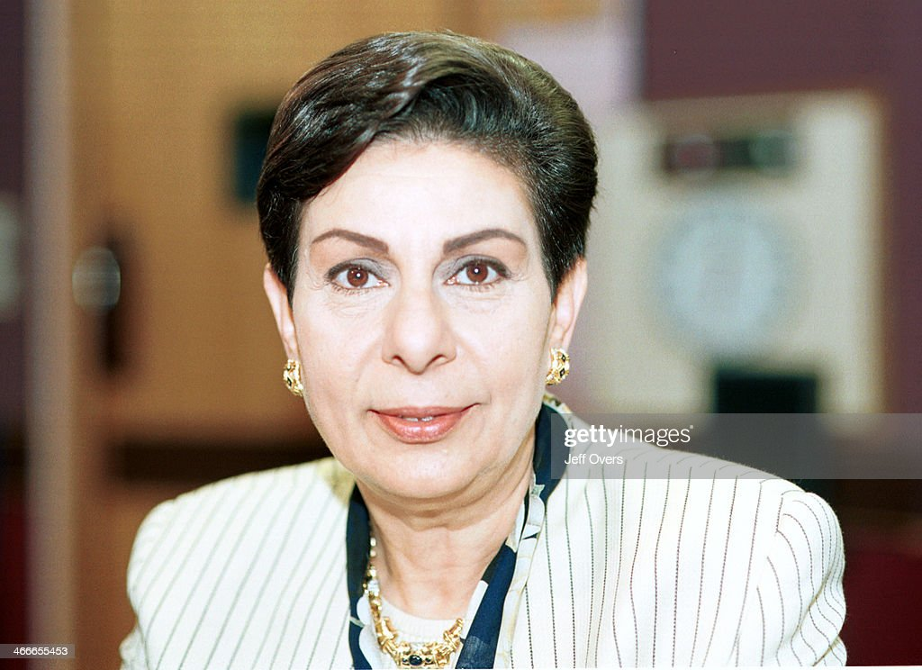 <a gi-track='captionPersonalityLinkClicked' href=/galleries/search?phrase=Hanan+Ashrawi&family=editorial&specificpeople=224697 ng-click='$event.stopPropagation()'>Hanan Ashrawi</a> - Lebanon Palestine PLO representative.