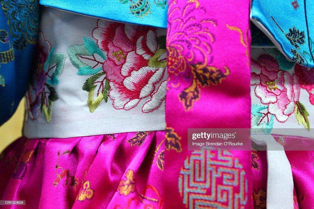 Hanbok Details
