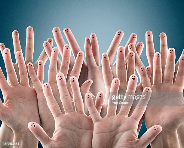 Hand a lot of