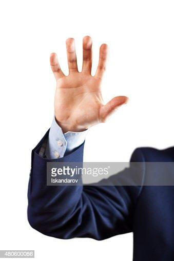 hand gestures : Stock Photo