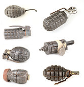 Hand grenade collection