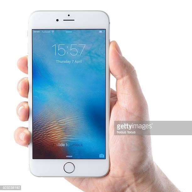 ハンド保持 iPhone 6 Plus