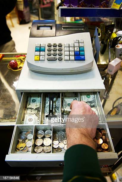 Hand in the Till