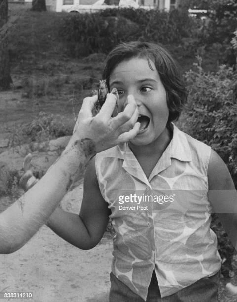 Hand of Crawdaddy belongs to David McBurney age 1038 so Franklin Betty Skeen 9 840 Bonnie Bra Blvd Credit Denver Post