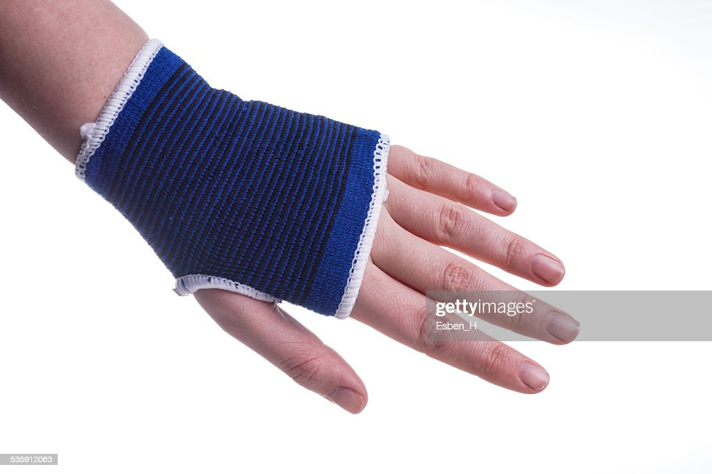 Mão de protecção : Foto de stock