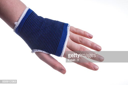 Hand protection : Stock Photo