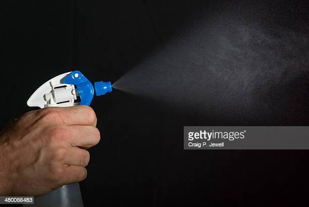 Hand Pump Spray Bottle