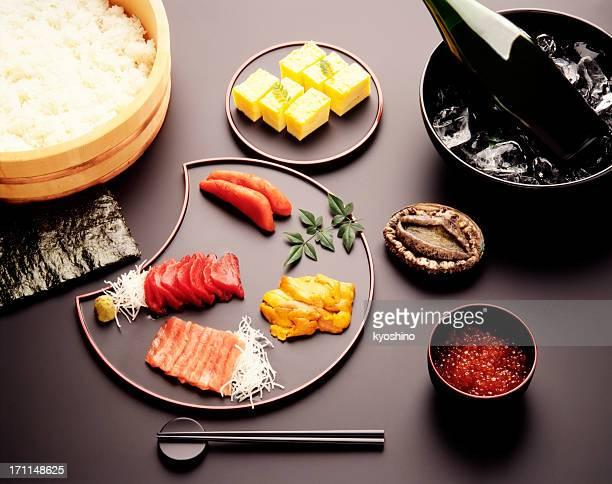 ハンドロール手巻き寿司セット