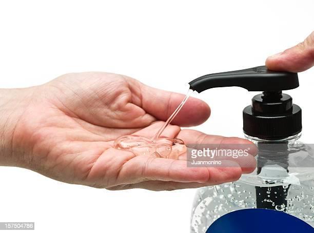 Higienizante das mãos