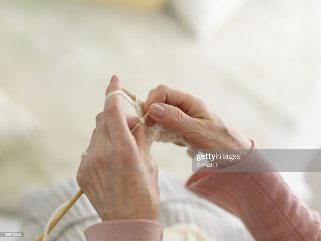 Hand that knits