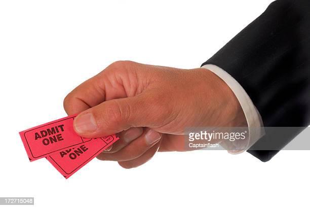 Hand Ticket