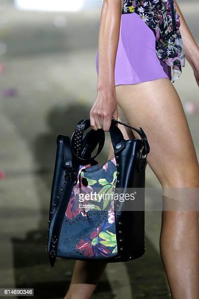 Handbag detail at the 31 Phillip Lim show at Skylight Clarkson North on September 12 2016 in New York City