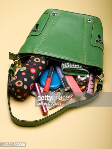 Handbag with Spilled Contents