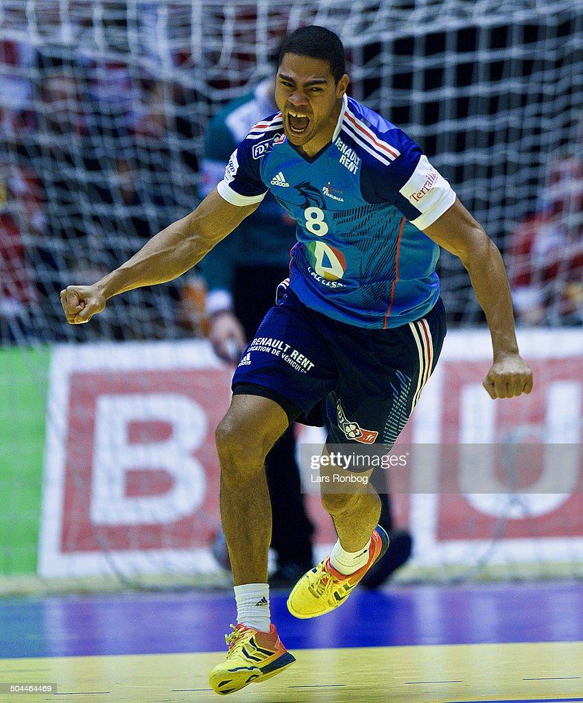 handball denmark france
