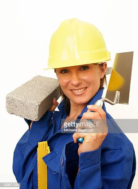 Handcraft woman