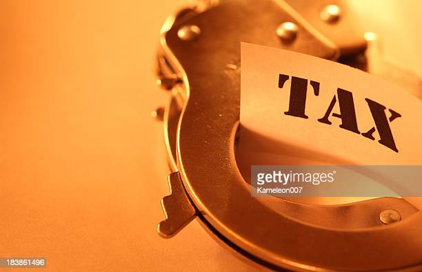 Handcuff and tax