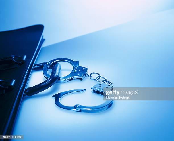 Handcuffs and Portfolio