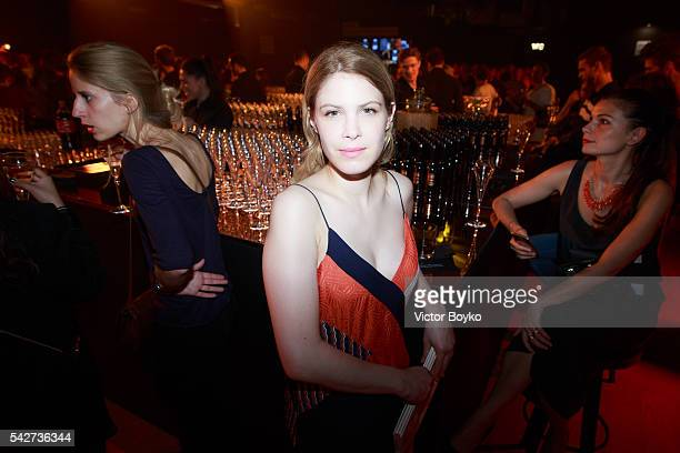Hande Kodja attends the Diesel Party for the Launch of New Fragance For Men on June 23 2016 in Paris France