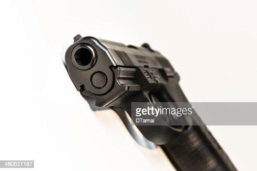 拳銃 : ストックフォト