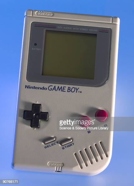 Handheld games console with 'Tetris' game cartridge made by Nintendo Japan The Nintendo �Game Boy� was based on the Z80 microprocessor used in...