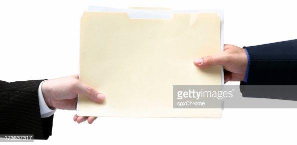 Handing File Folder