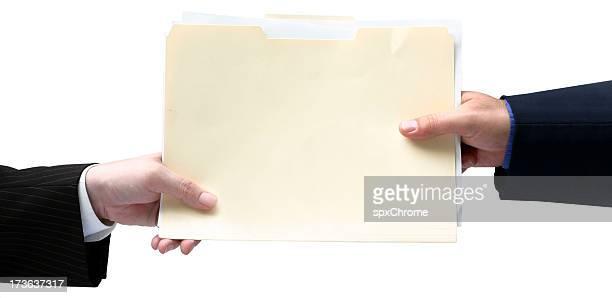 Traiter un fichier dossier