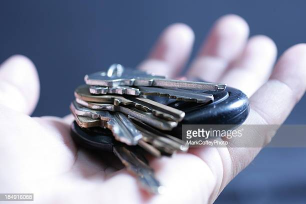 Weiterleitung von einem Schlüssel