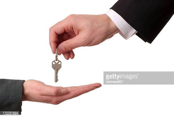 Weiterleitung von der Schlüssel