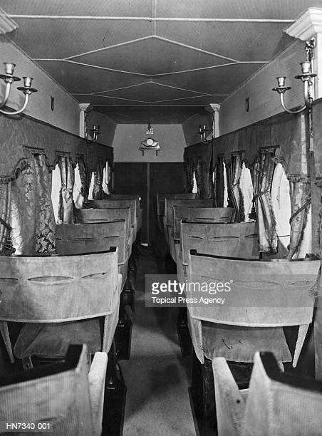 Handley Page Interior