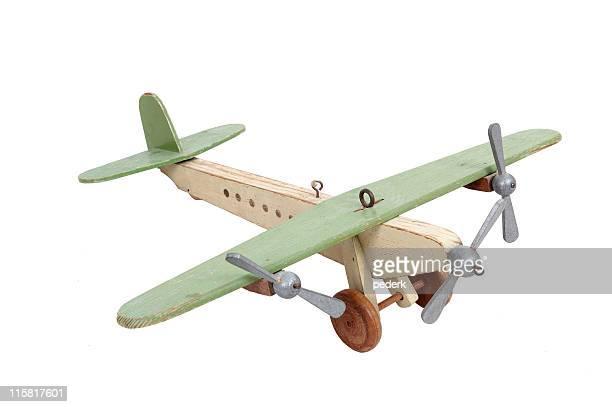 Avion à la main