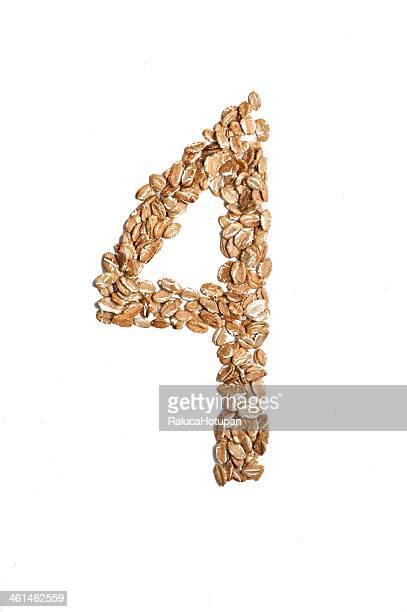 handmade rye number