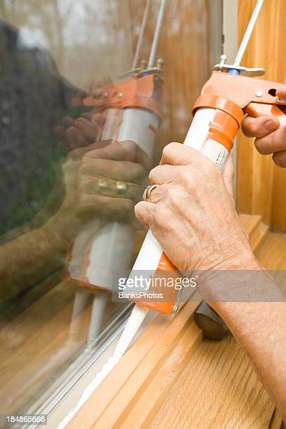 Sealant Stock Photos And Pictures Getty Images