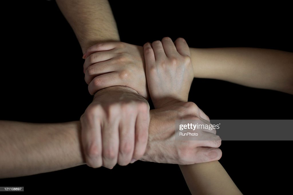 connecting-hands