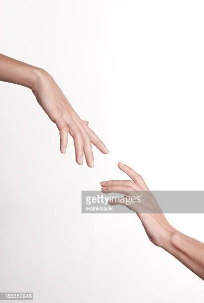 Hände: Erschaffung Adams
