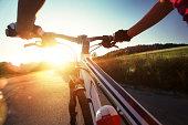 Mountain Bike Field Adventure