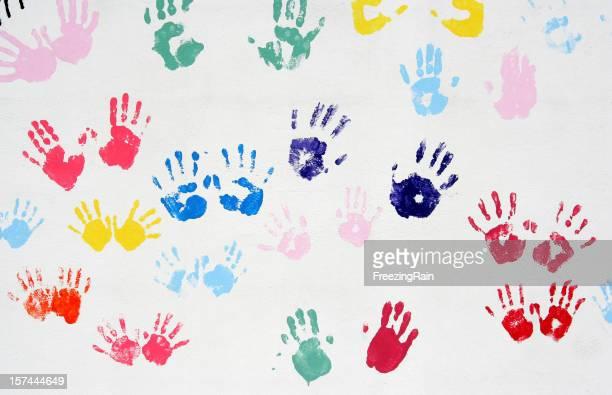 Mãos na parede