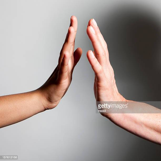 hands: unity
