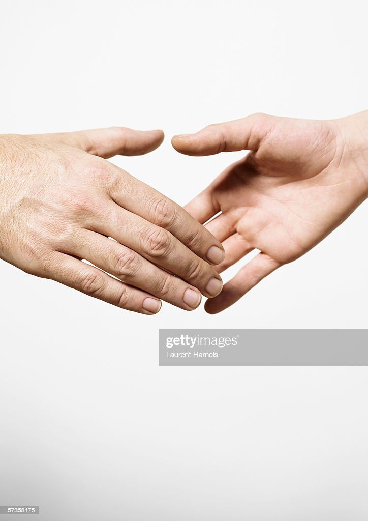 Handshake : Stock Photo