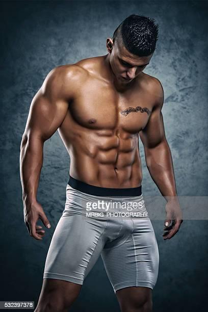 Handsome Athletic Men