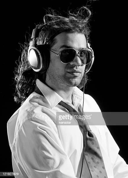 Handsome Gen X Musician