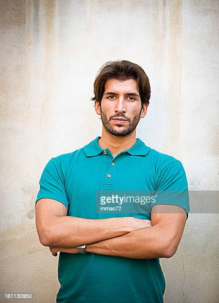 Handsome Italian Man