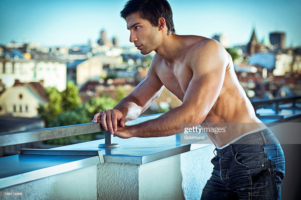 Handsome Man : Stock Photo