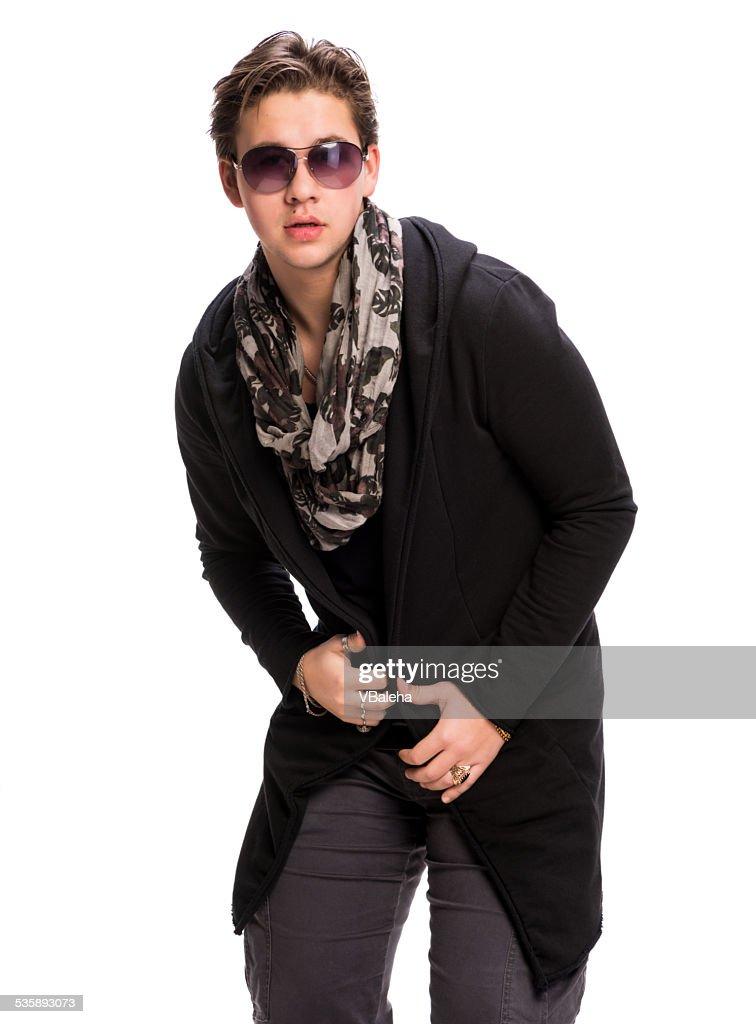 Handsome man : Stockfoto