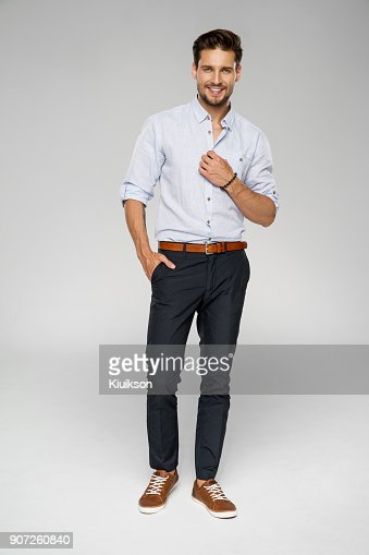 Handsome man : Stock Photo