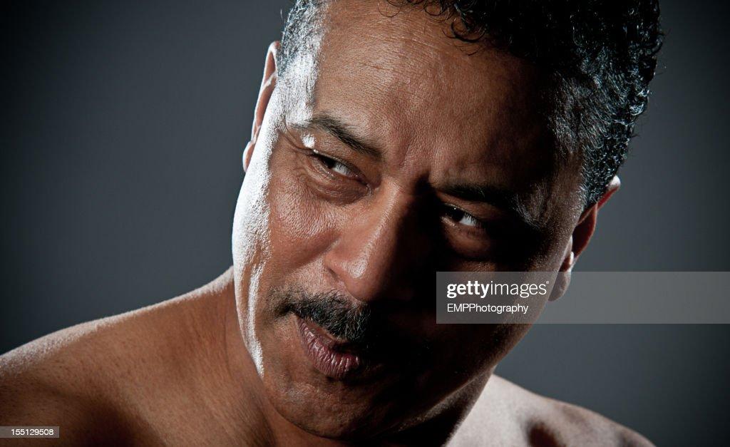 Mature African American 60