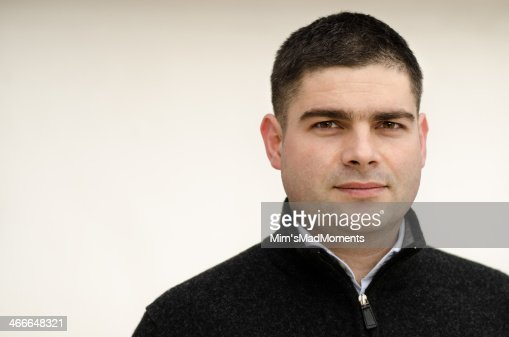 Handsome young man : Stock Photo